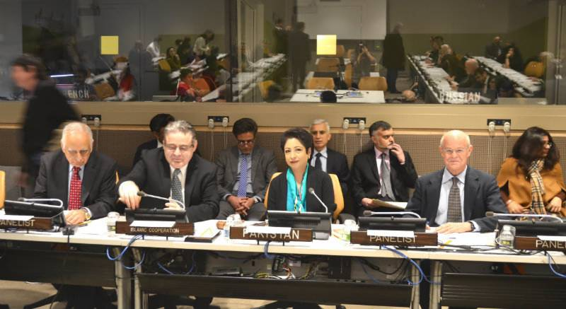 Maleeha Lodhi demands action to combat Islamophobia in West