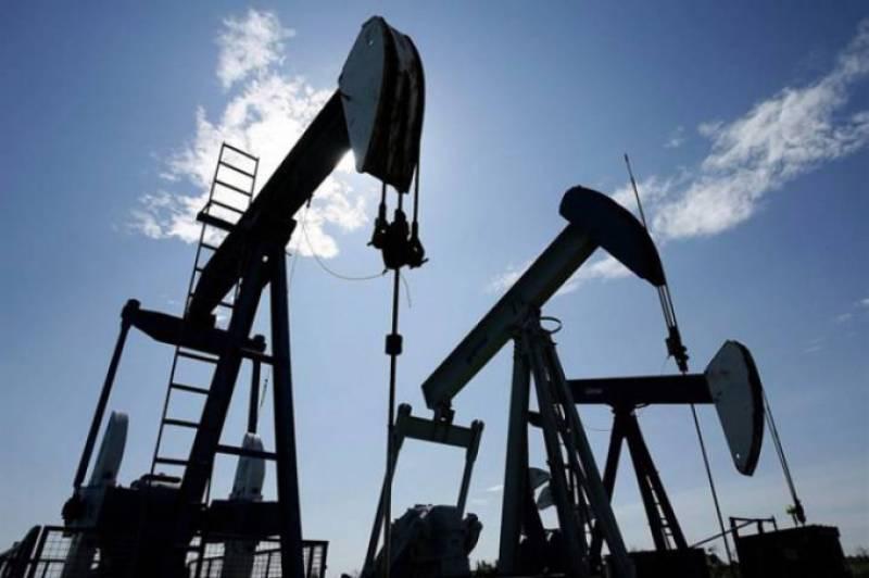 Oil up as weak dollar offsets supply concerns