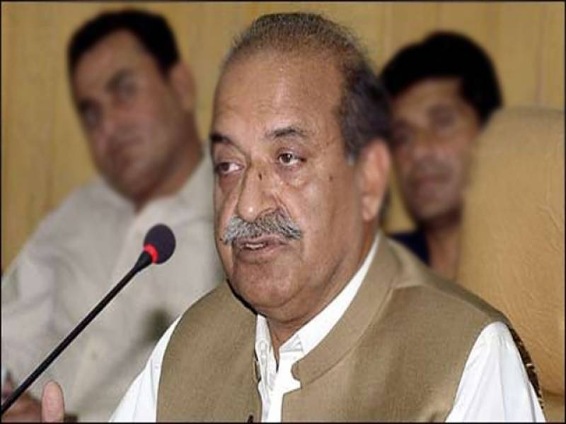Prime Minister rejects Mehtab's decision to resign as Governor KPK
