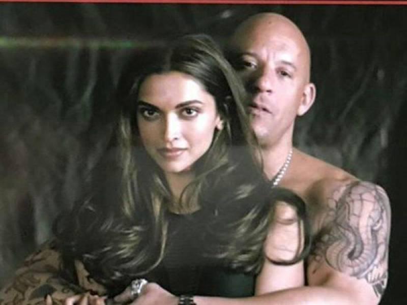 xXx: Deepika's photoshoot with Vin Diesel