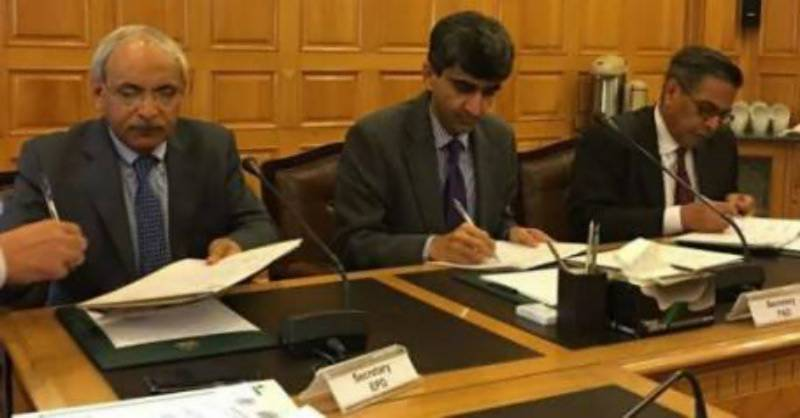Punjab govt, LEAD Pakistan signed MoU over climate change policy