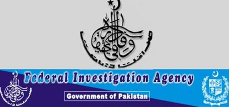 FIA arrest four human smugglers
