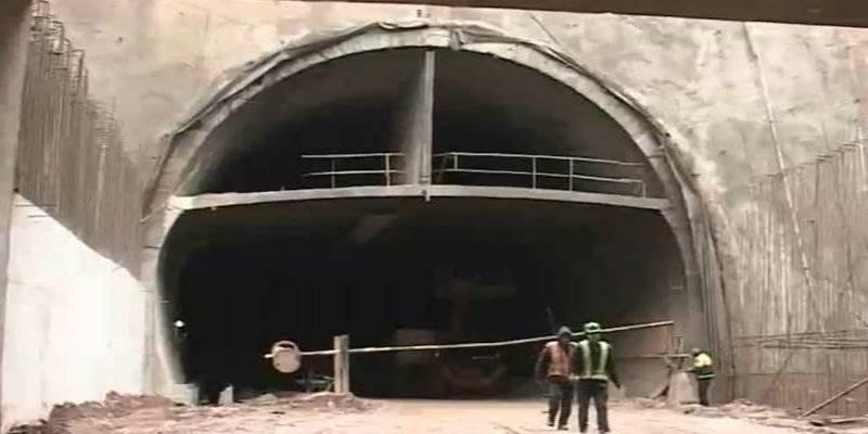 India to build 18-kilometre-long tunnel road along LoC