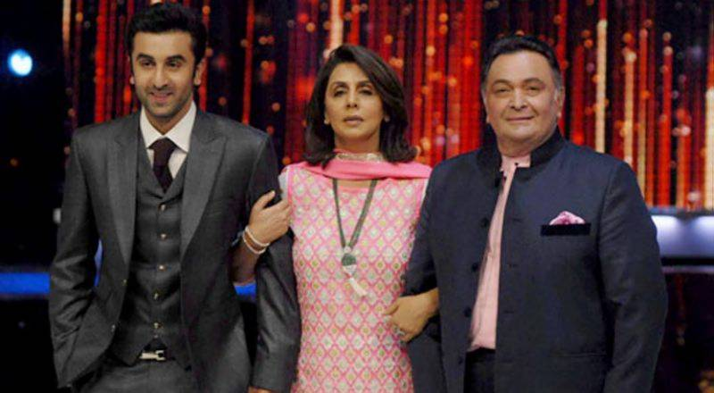 Ranbir to move back in with his parents