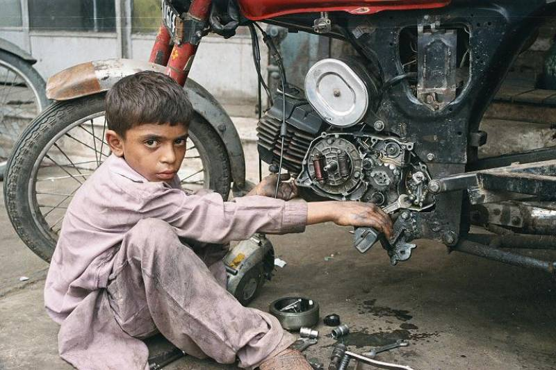 Helpline to report child labour on the cards in Punjab
