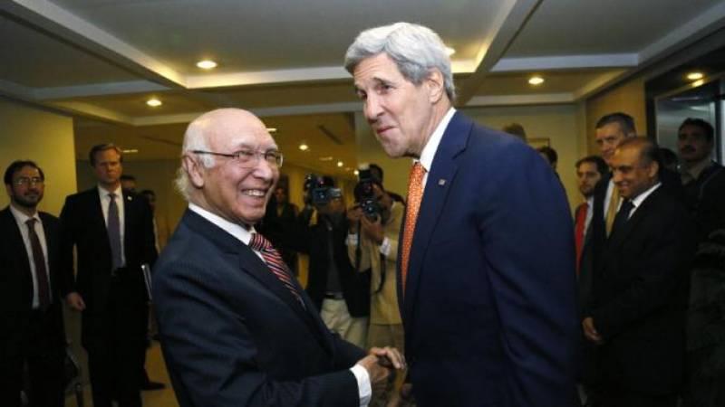 Pak-US strategic dialogue on February 29