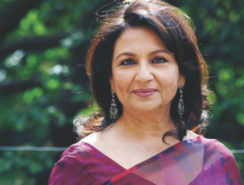 Sharmila Tagore in Lahore to attend literary festival