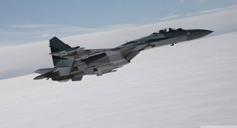China to get four Russian supersonic Su-35 jets