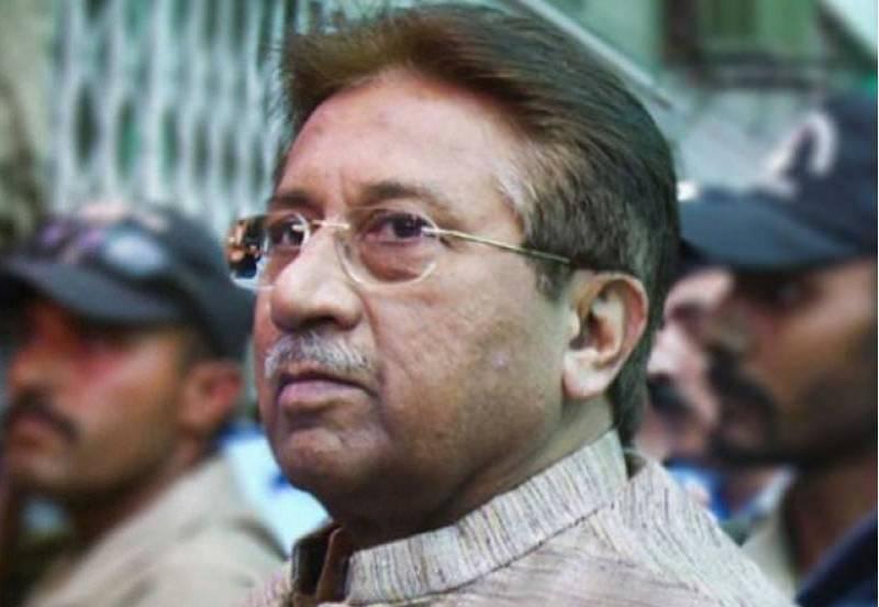 Court orders arrest of Pervez Musharraf in Abdul Rashid Ghazi murder case
