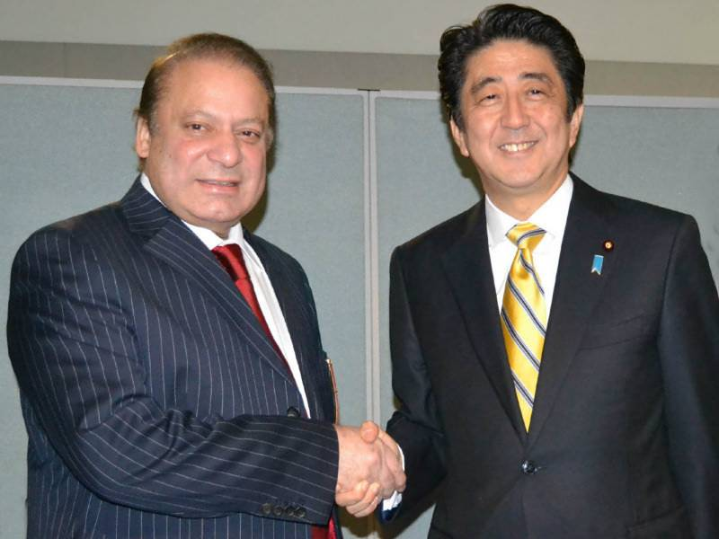 Japan's PM likely to visit Pakistan in March