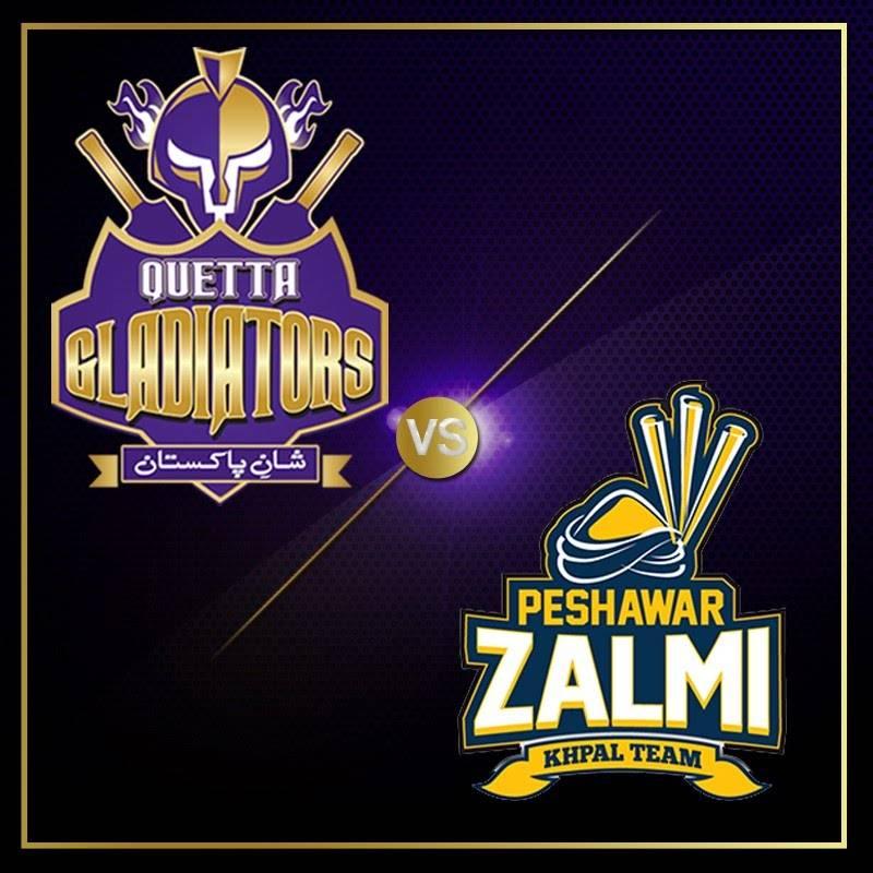 Match Highlights: Quetta Gladiators Vs Peshawar Zalmi 1st Play Off