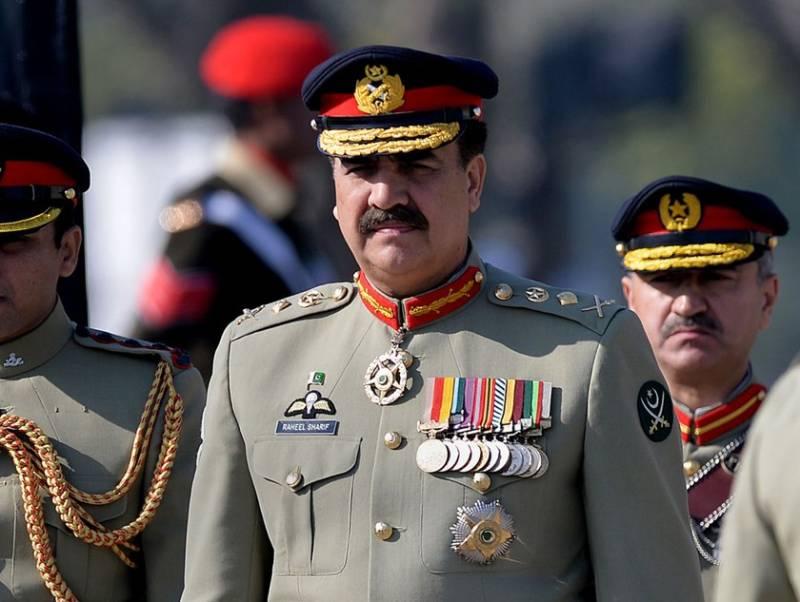 Pak-Army pushes for anti-terrorism operations in Punjab