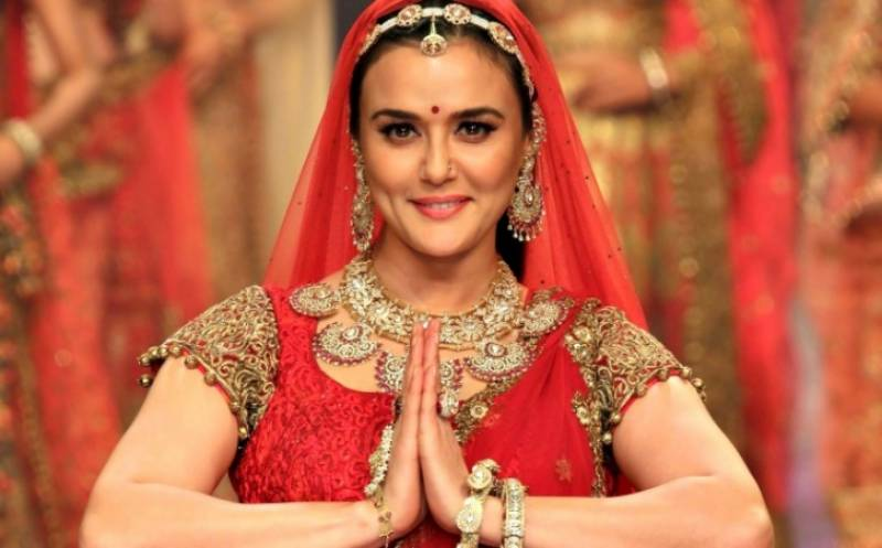 PICS: Preity Zinta to marry fiance Gene Goodenough in US