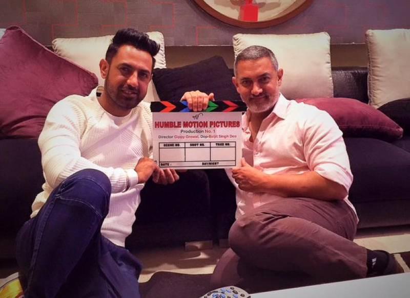 VIDEO: Aamir Khan looks forward to Gippy's 'Ardaas'