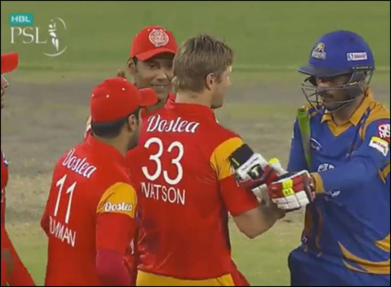 Islamabad United beat Karachi Kings by nine wickets
