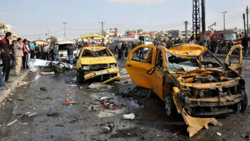Over 45 killed in Syria car bombings