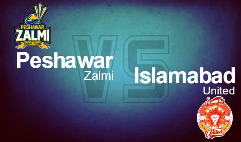 PSL T20 third playoff Live Streaming And Live Score: Islamabad United vs Peshawar Zalmi