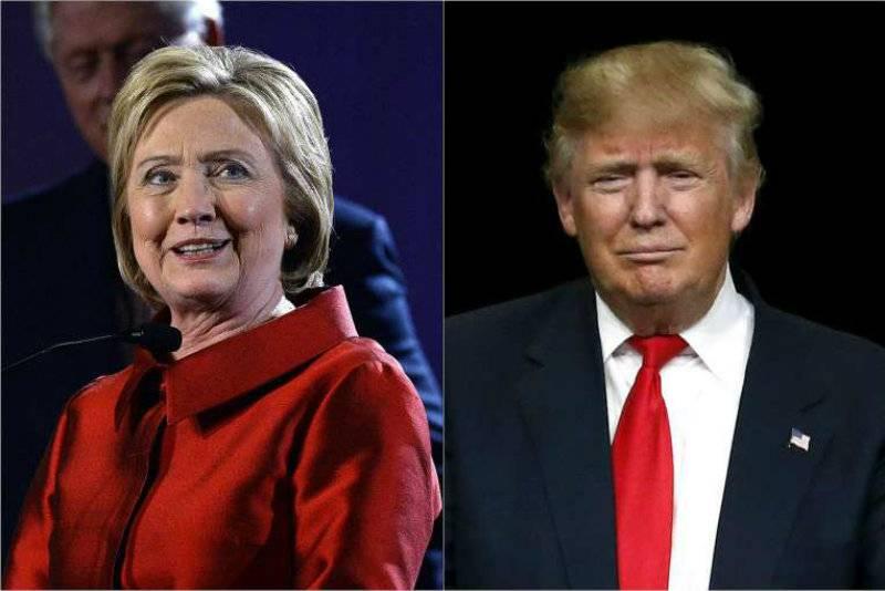 Trump wins in South Carolina as Clinton takes Nevada