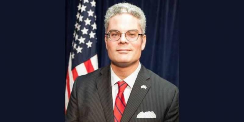 US Consul Harkenrider sees bright future for Pakistan