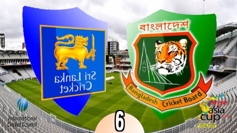 Asia Cup 2016: Bangladesh vs Sri Lanka clash today