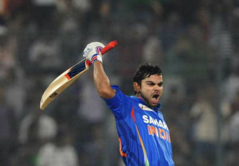 Asia Cup 2016: Virat Kohli fined for breaching ICC code of conduct
