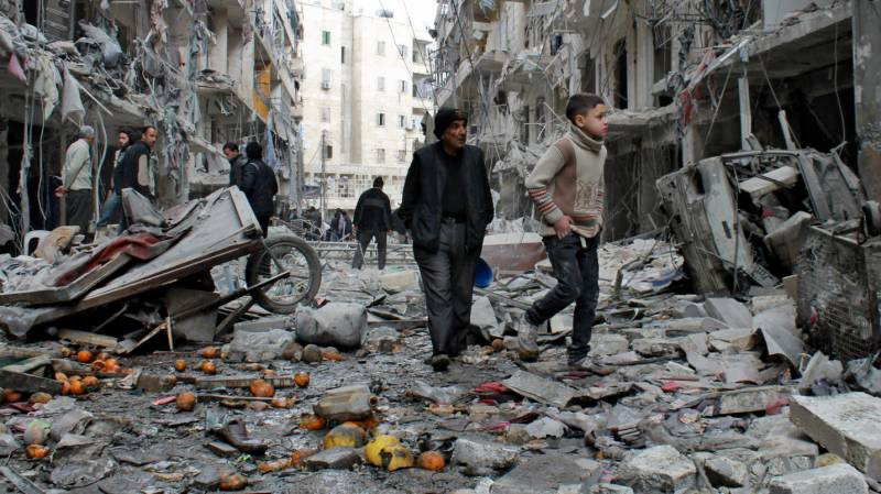 Syria's Truce - a Ray of Hope