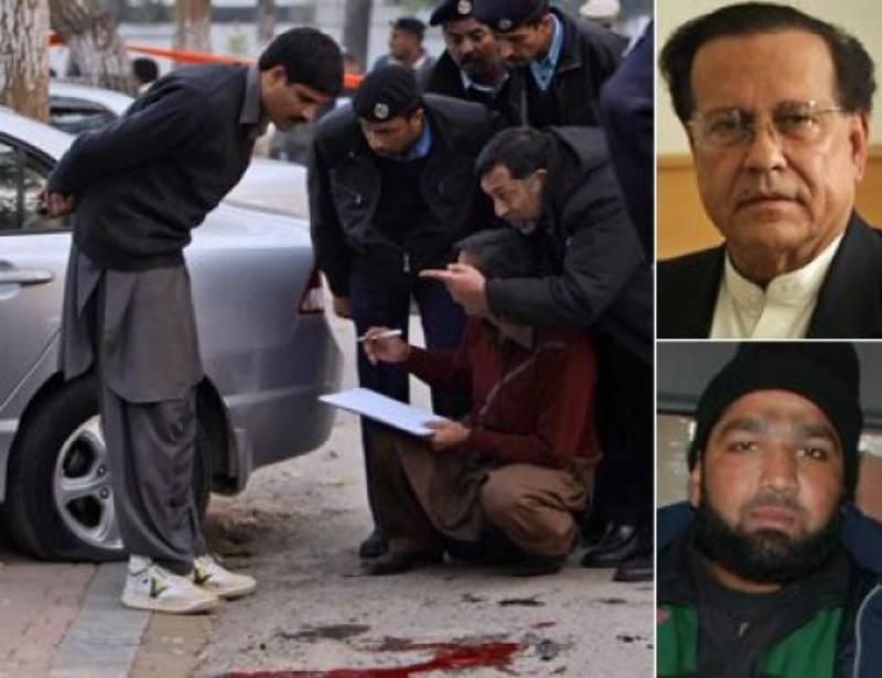 Who were Salmaan Taseer and Mumtaz Qadri?