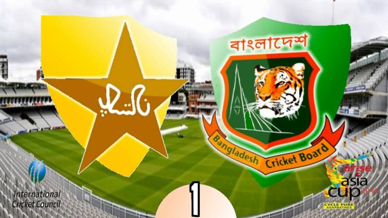 Asia Cup 2016: Pakistan to face off Bangladesh today