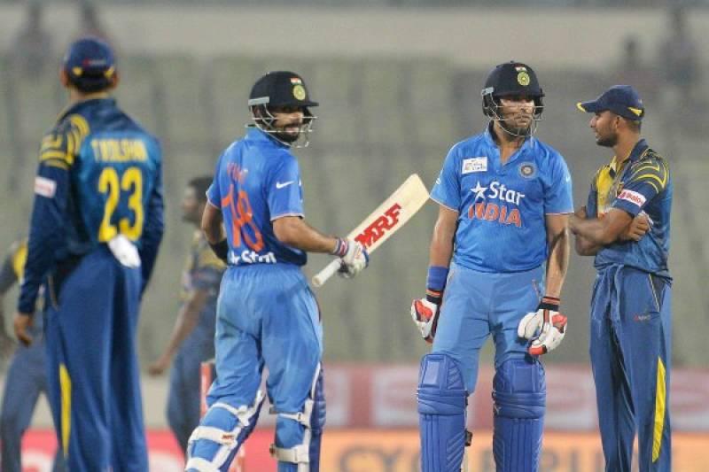 Asia Cup T20: India beat Sri Lanka, enter final