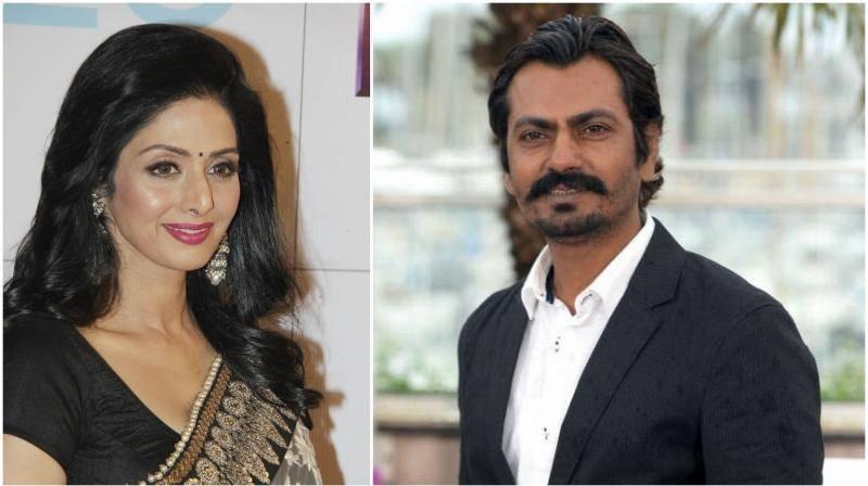 Nawazuddin Siddiqui, Sridevi to team-up for 'Mom'