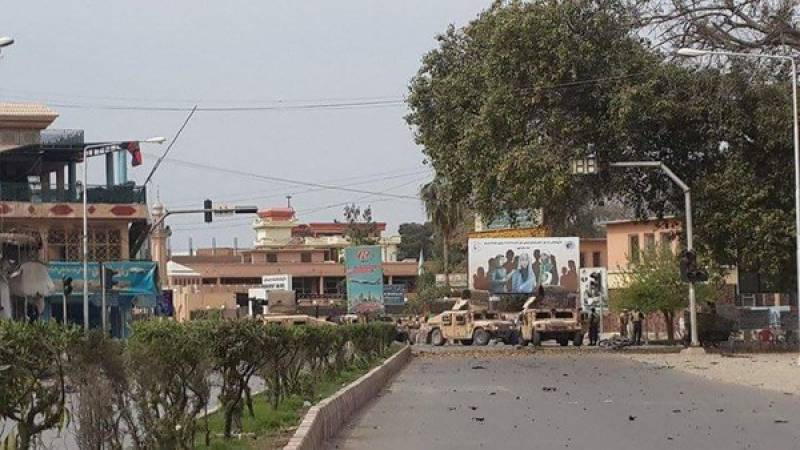 Six killed in blast near Pakistani consulate in Afghanistan's Jalalabad city