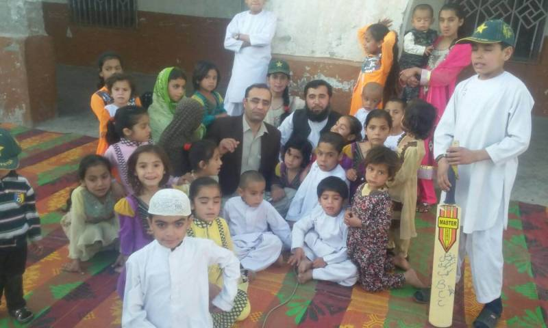 Still Young at Heart: This Pakistani man has 33 kids and three wives
