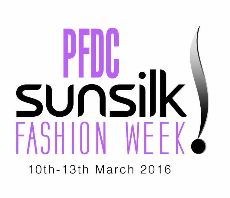 The Pakistan Fashion Design Council announces participating brands and schedule, for PSFW16, March 10 - 13 2016