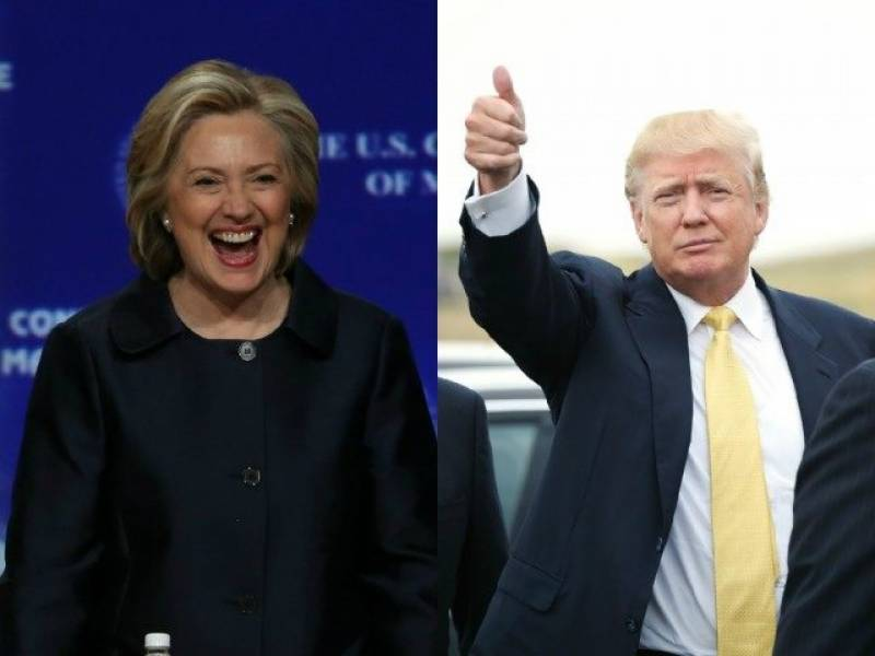 US Presidential Polls: Hillary, Trump shine in Super Tuesday contest