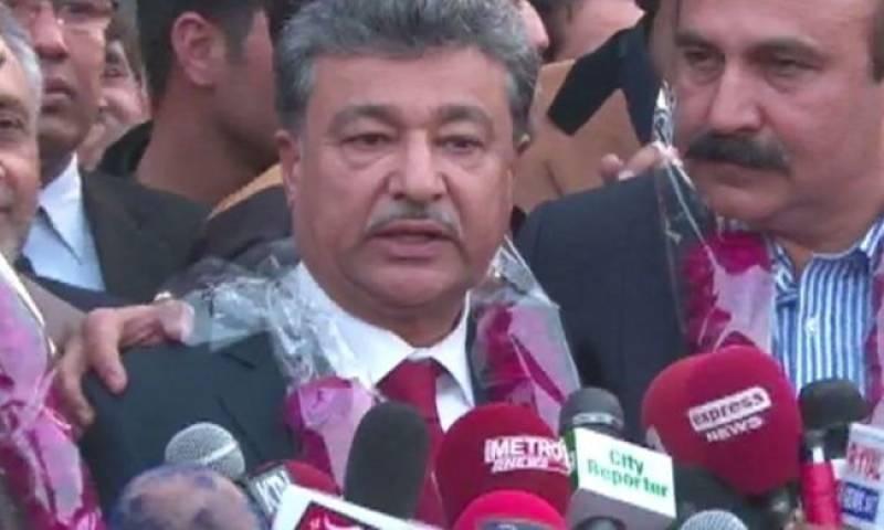 Islamabad Mayor, Deputy Mayors take oath