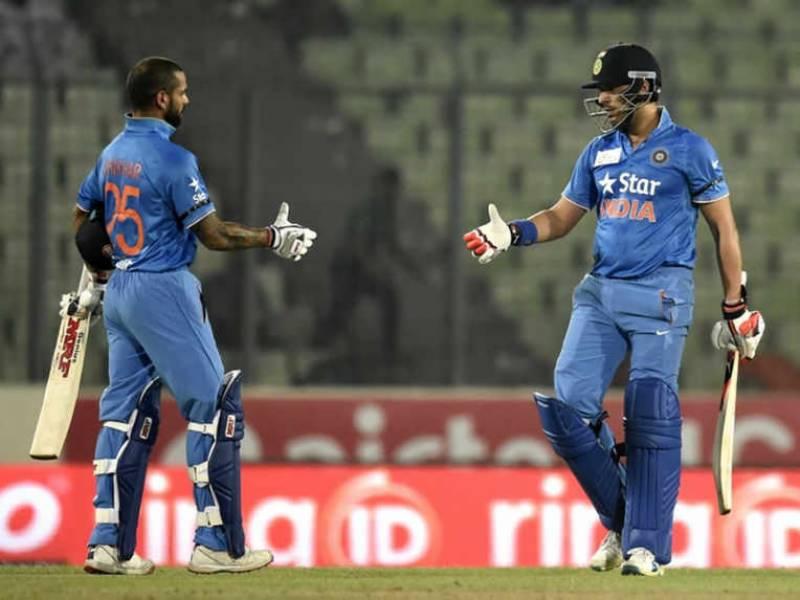 Match Highlights: India vs UAE Asia Cup 2016