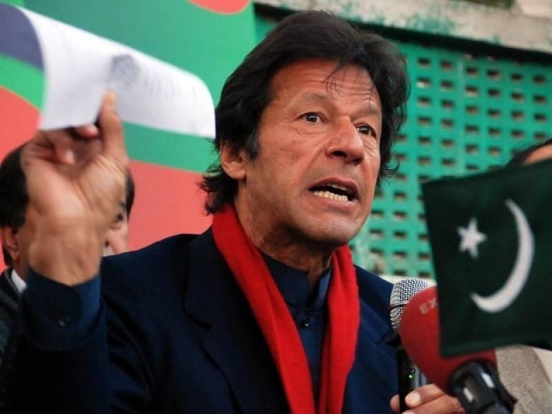 Mustafa Kamal said what we were saying: Imran Khan