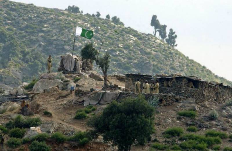 Pak army thwarts attack on check post in Mohmand Agency