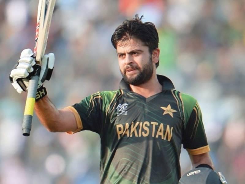 Ahmad Shehzad replaces Khurram Manzoor in World T20 squad