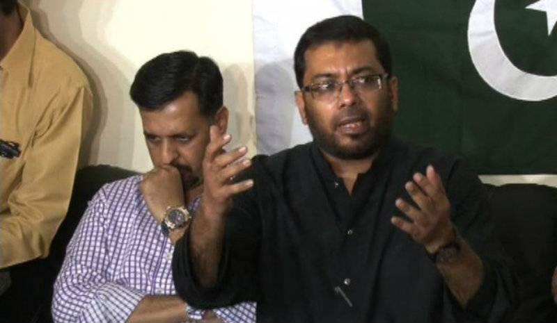 Former MQM minister Dr Sagheer joins anti-Altaf bandwagon