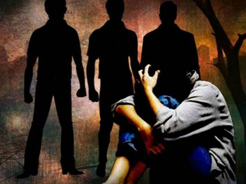 Girl jumps off second floor to escape gang-rape