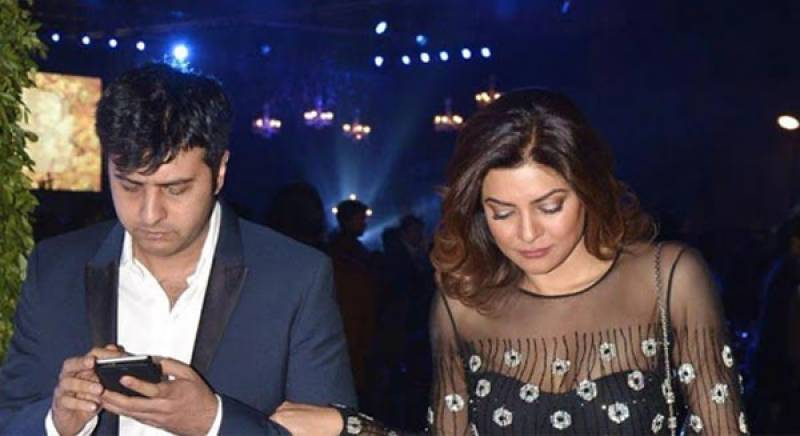 Sushmita Sen reunifies with her ex-boyfriend Ritik Bhasin