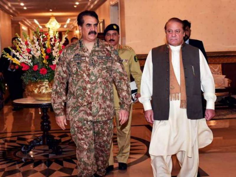 PM Nawaz, Army Chief back after three-day Saudi Arabia visit