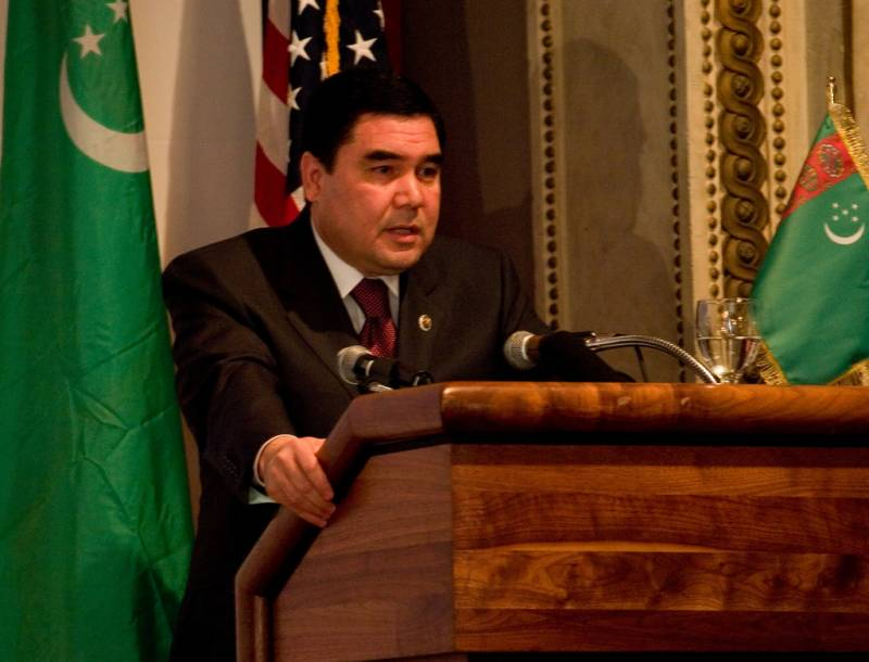 Turkmenistan President to arrive in Islamabad on Wednesday