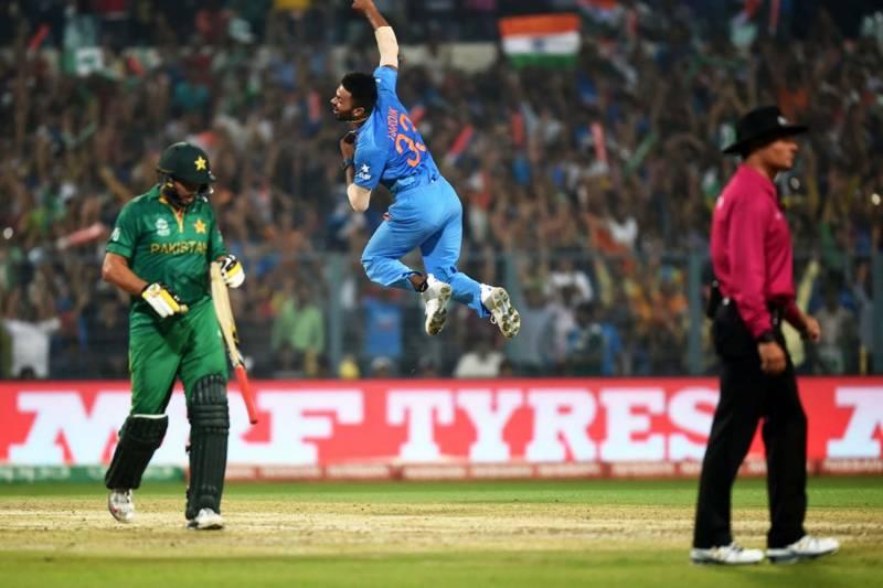2 fatal errors made by Shahid Afridi: Match review - India vs. Pakistan at Eden Gardens, Kolkata