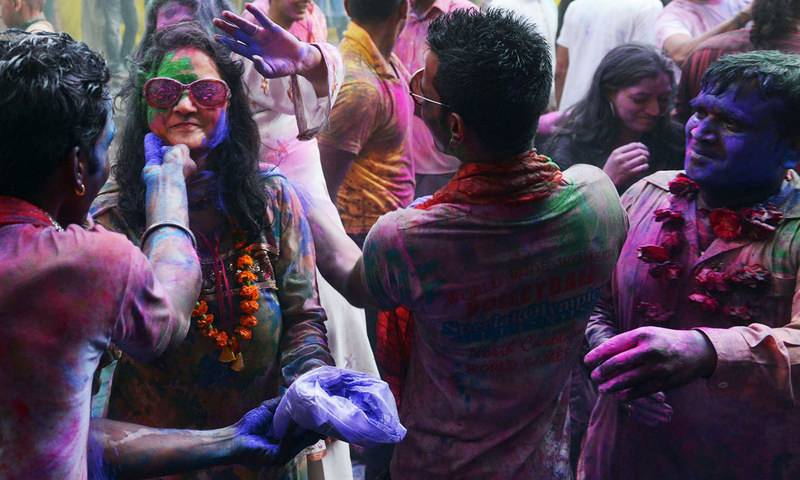 Sindh declares public holiday on Holi