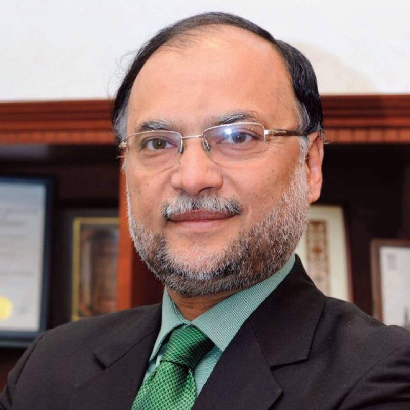 Three universities on CPEC's Western route to start functioning this year: Ahsan Iqbal