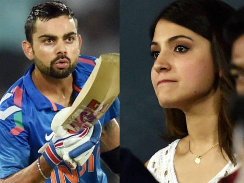 WT20: Anushka congratulates ex-boyfriend Kohli for India's win over Pakistan