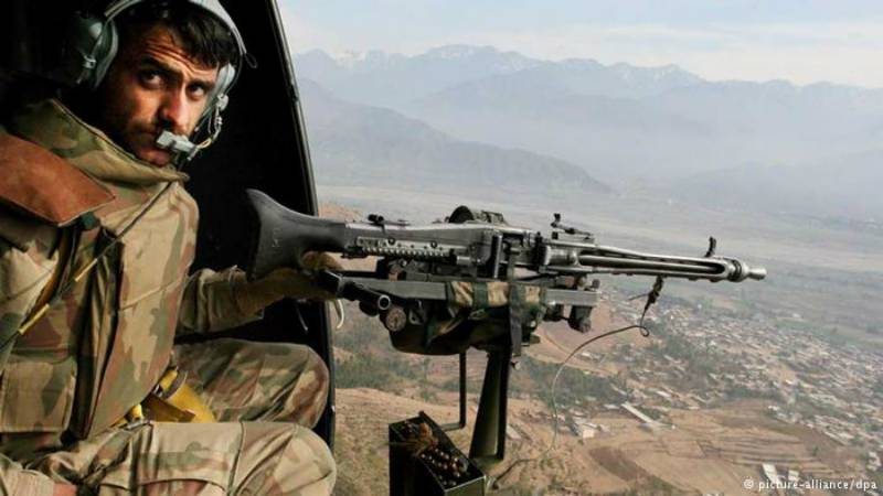 Army has cleared 650 square miles of Shawal Valley: Gen Raheel