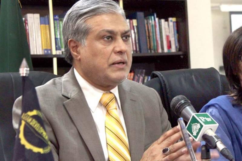 Dar reviews financial matters of PIA